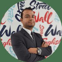 julian losado profesor de wall street english